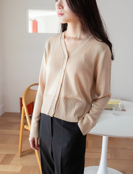 Women's cardigan button - LOCOLIPS