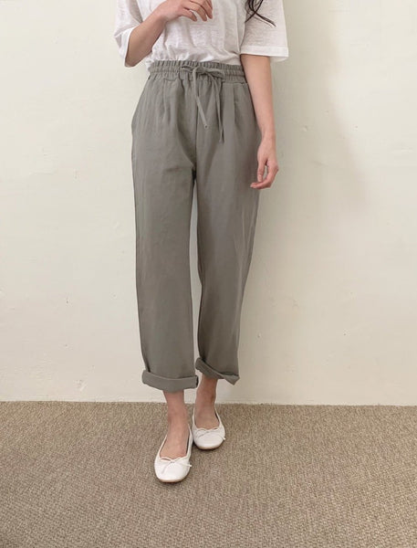 Linen pants cotton on - LOCOLIPS