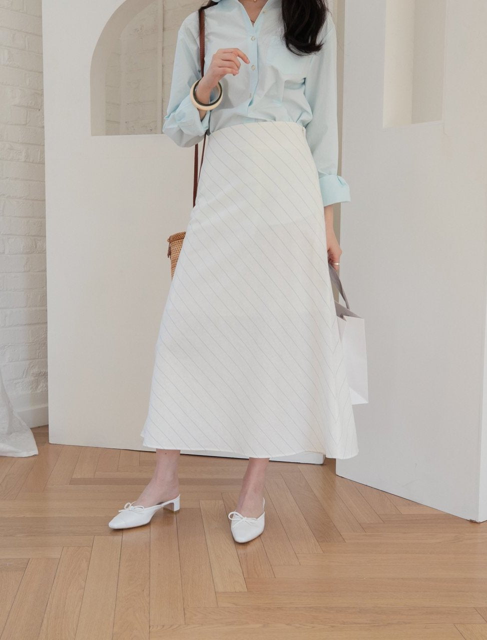 Where to buy a linen skirts - LOCOLIPS