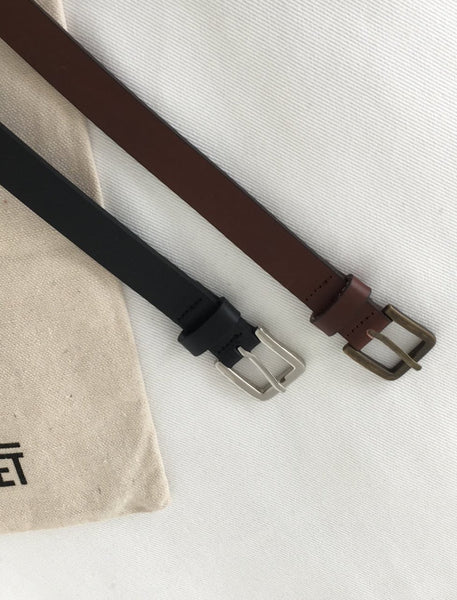 Real leather belt - LOCOLIPS