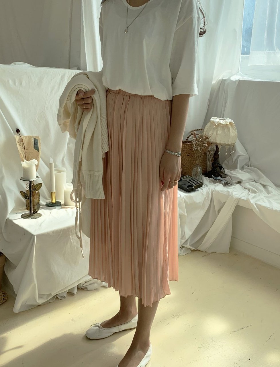 Pleated Skirt Pattern Free - LOCOLIPS