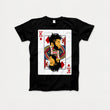 MELANIN KING CARD TEE