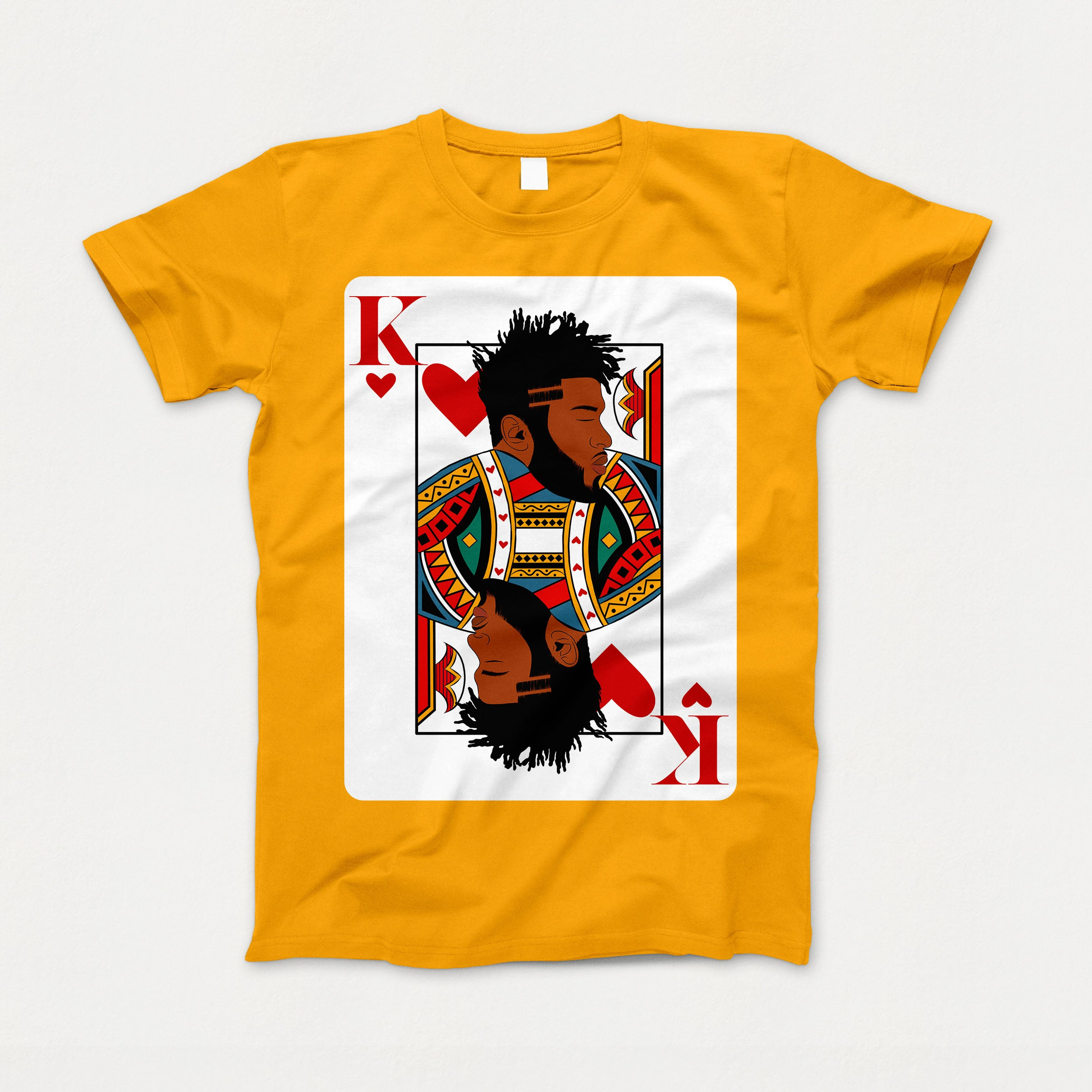 KING OF HEARTS TEE