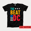 THE BEAT OF DC TEE