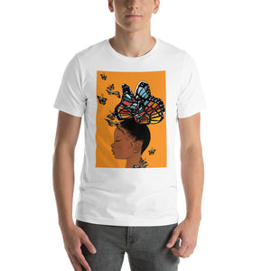 BUTTERFLY CROWN TEE