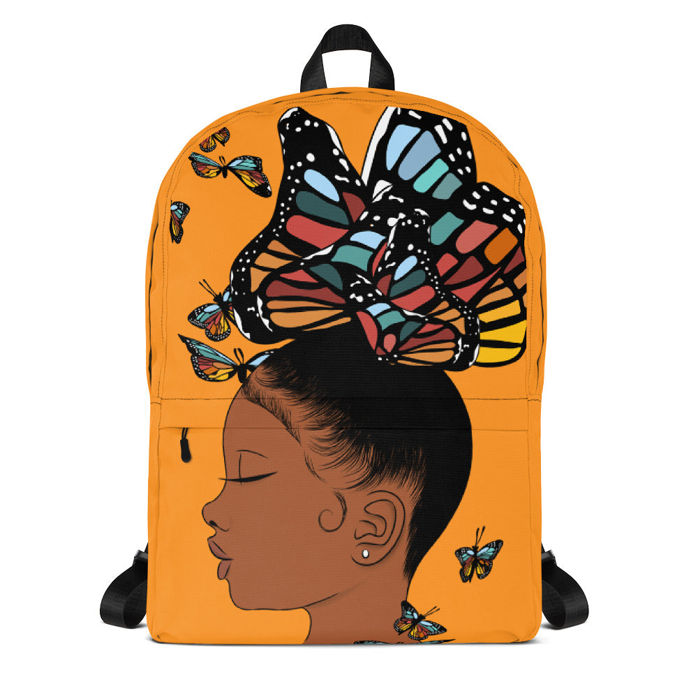 BUTTERFLY CROWN BACKPACK