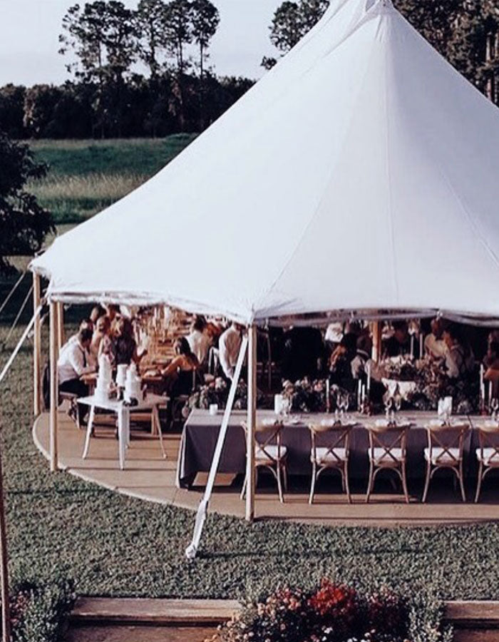 Sperry Tent by The Zest Group WA