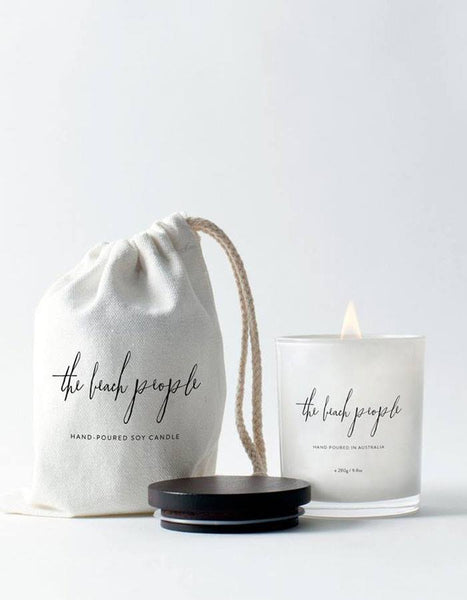 Summer Holiday Candle by The Beach People