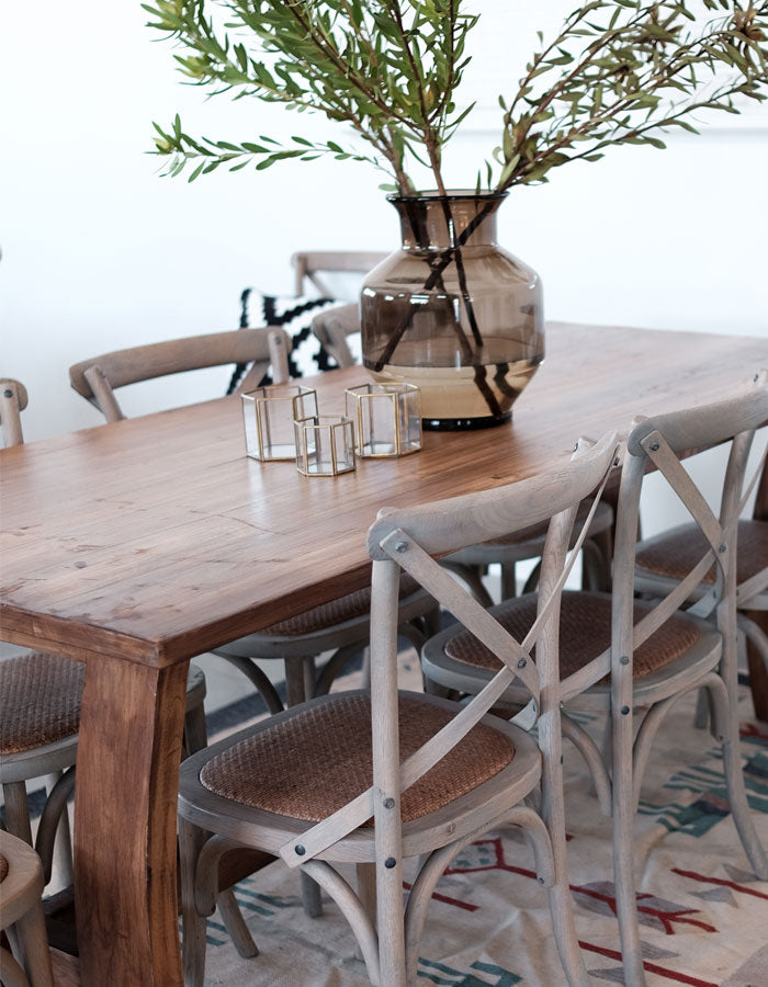 Teak Timber Dining Table