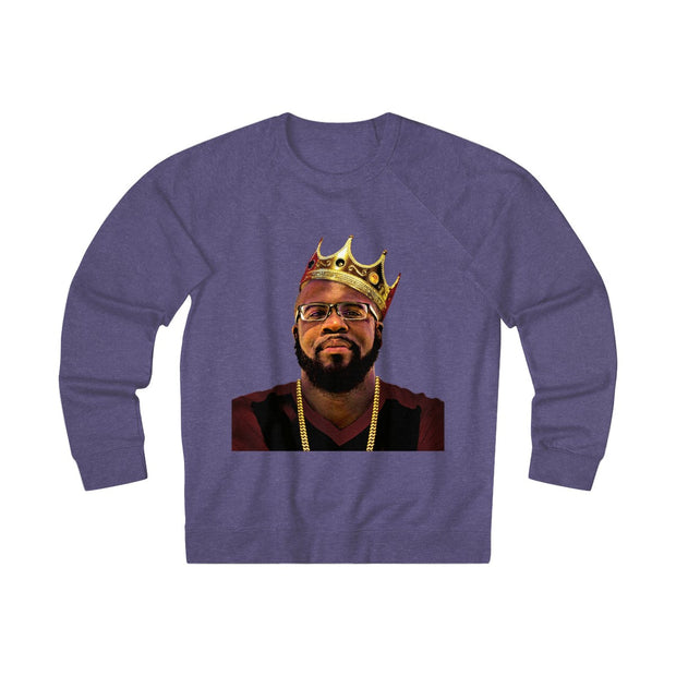 King Po - Unisex French Terry Crew