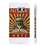 Mansa Musa For President 2020 - Wpaps Slim Phone Cases