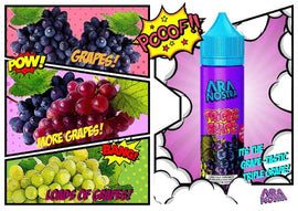 cloud-9-australia-vapes - Ara Nostra - Triple Grape 60ml - Ara Nostra - E-Juice