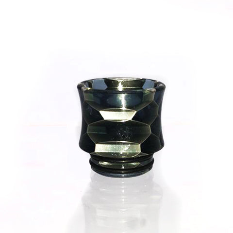 cloud-9-australia-vapes - Drip Tip - 810 Honeycomb Wide Resin (DT811) - YJS - Drip Tip