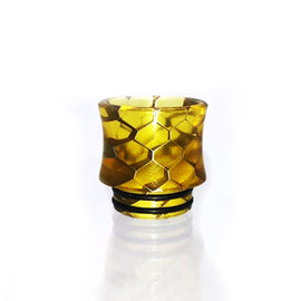 Drip Tip - 810 Honeycomb Wide Resin (DT811)