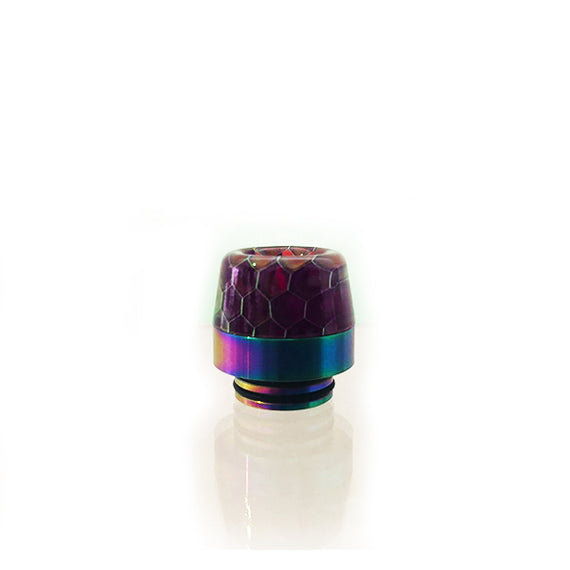 Drip Tip - 810 Rainbow Ring (DTE818)