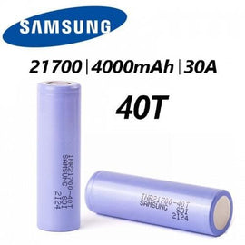 cloud-9-australia-vapes - Samsung 21700 Battery (Single) - Samsung - Battery