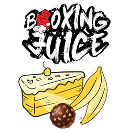 cloud-9-australia-vapes - Boxing Juice - Chocomond Banana Cake 60ml - Boxing Juice - E-Juice