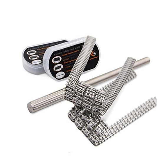 cloud-9-australia-vapes - Geek Vape Framed Staple Clapton Coil 2 in 1 - F202 - Geek Vape - Coil