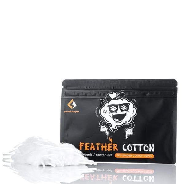 cloud-9-australia-vapes - Feather Cotton by Geekvape - Geek Vape - Cotton