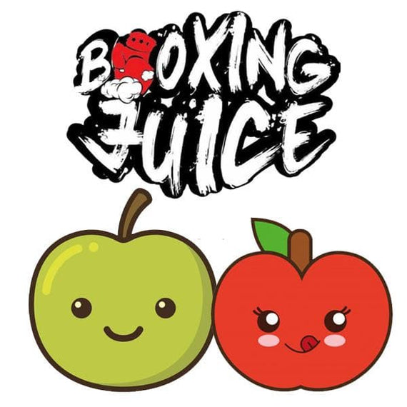 cloud-9-australia-vapes - Boxing Juice - Fuji Green Apple 60ml - Boxing Juice - E-Juice