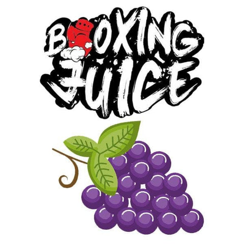 cloud-9-australia-vapes - Boxing Juice - Fresh Grape 60ml - Boxing Juice - E-Juice