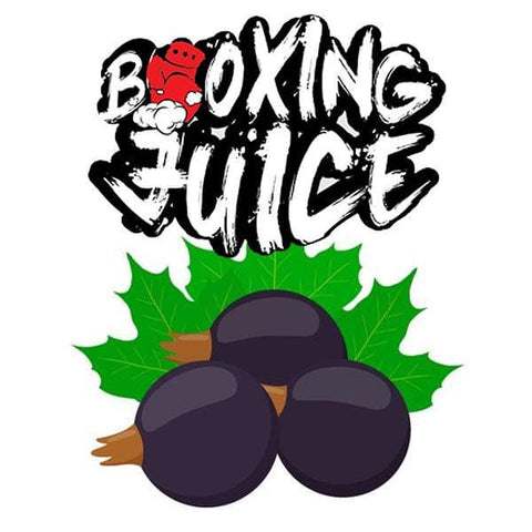 cloud-9-australia-vapes - Boxing Juice - Grape Blackcurrant 60ml - Boxing Juice - E-Juice