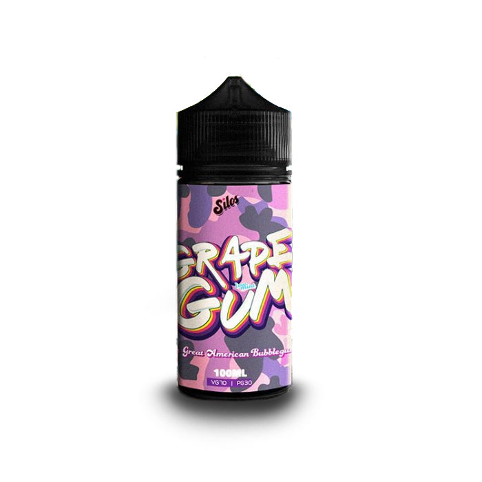 Silos Juice - Grape Gum 100ml