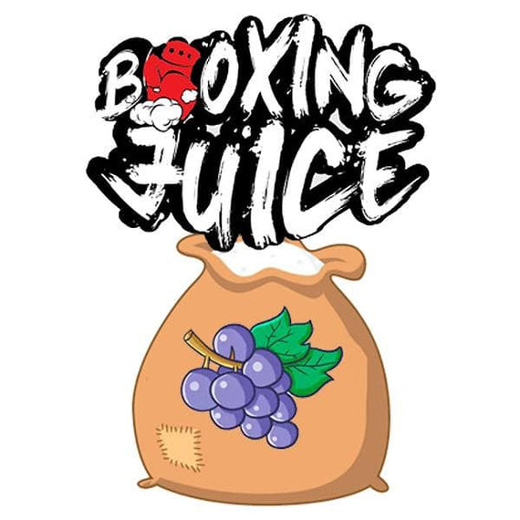 cloud-9-australia-vapes - Boxing Juice - Malt Grape 60ml - Boxing Juice - E-Juice