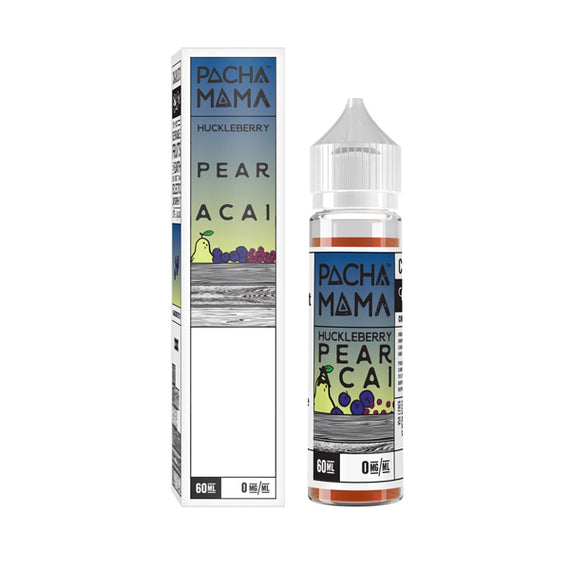 Charlie's Chalk Dust - Pacha Mama Huckleberry Pear Acai 60ml