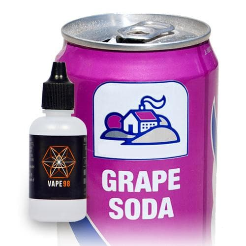 cloud-9-australia-vapes - Vape 98 - Grape Soda 30ml - Vape98 - E-Juice