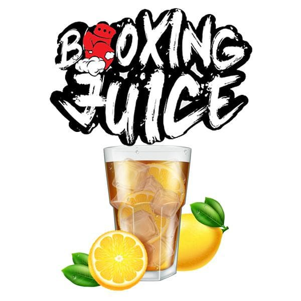 cloud-9-australia-vapes - Boxing Juice - Lemonade Tea 60ml - Boxing Juice - E-Juice