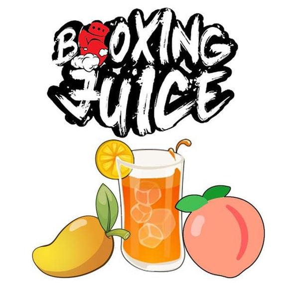 cloud-9-australia-vapes - Boxing Juice - Peach Lemon Tea 60ml - Boxing Juice - E-Juice