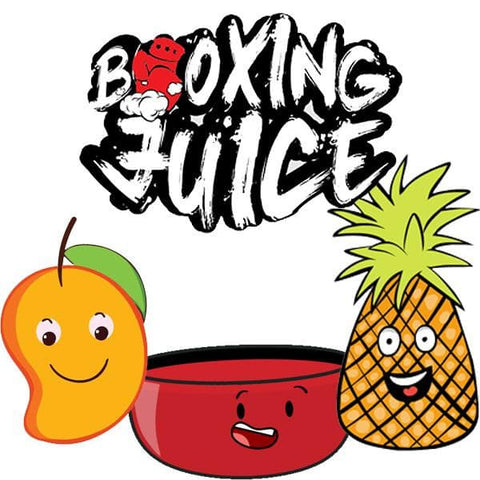 cloud-9-australia-vapes - Boxing Juice - Mango Pineapple Punch 60ml - Boxing Juice - E-Juice