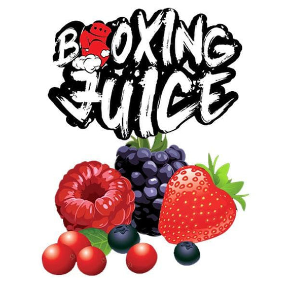 cloud-9-australia-vapes - Boxing Juice - Mixed Berries 60ml - Boxing Juice - E-Juice