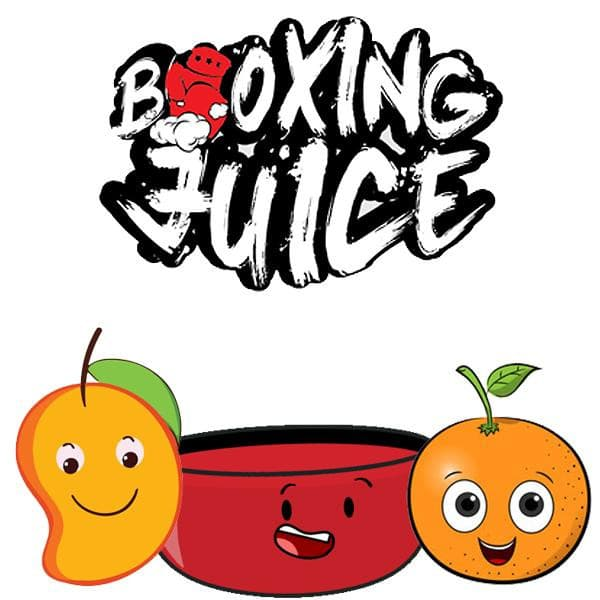 cloud-9-australia-vapes - Boxing Juice - Orange Mango Punch 60ml - Boxing Juice - E-Juice