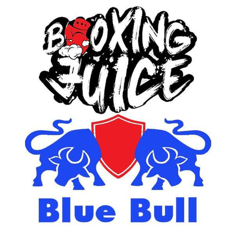 cloud-9-australia-vapes - Boxing Juice - Blue Bull 60ml - Boxing Juice - E-Juice