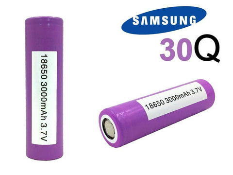 cloud-9-australia-vapes - Samsung 18650 Battery (Single) - Samsung - Battery