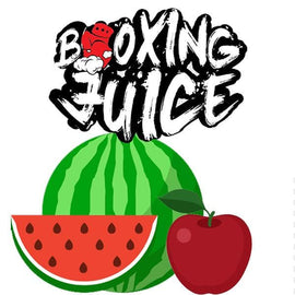 cloud-9-australia-vapes - Boxing Juice - Apple Watermelon 60ml - Boxing Juice - E-Juice