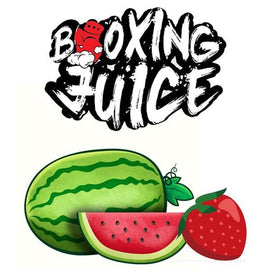 cloud-9-australia-vapes - Boxing Juice - Watermelon Strawberry 60ml - Boxing Juice - E-Juice