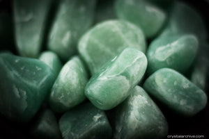 Green Aventurine - Crystal Archive