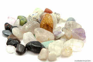 Mixed Stones - Crystal Archive