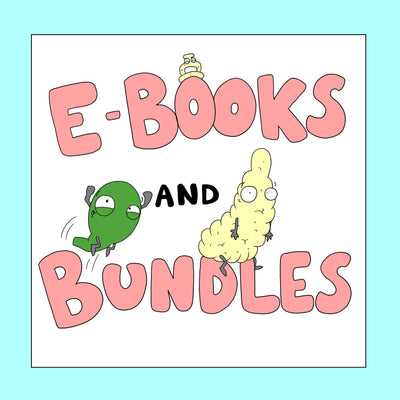 Anatomy Ebooks + Flash Card Bundles