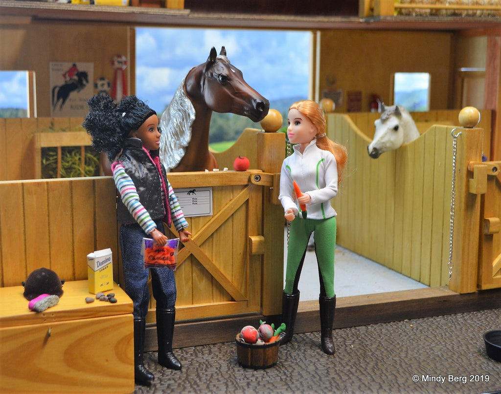 How To Make Model Horse Treats Breyerhorses Com