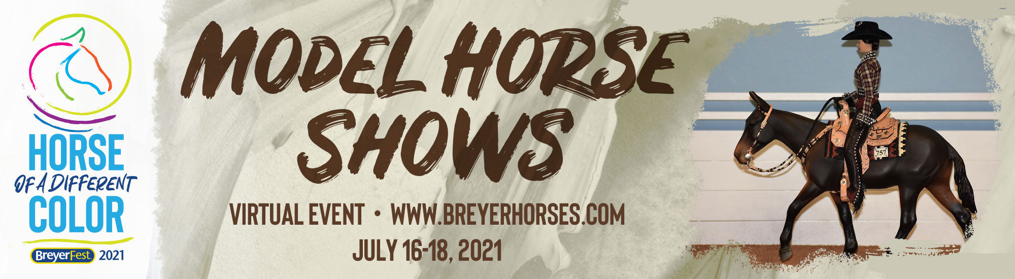 Model Horse Shows 2021