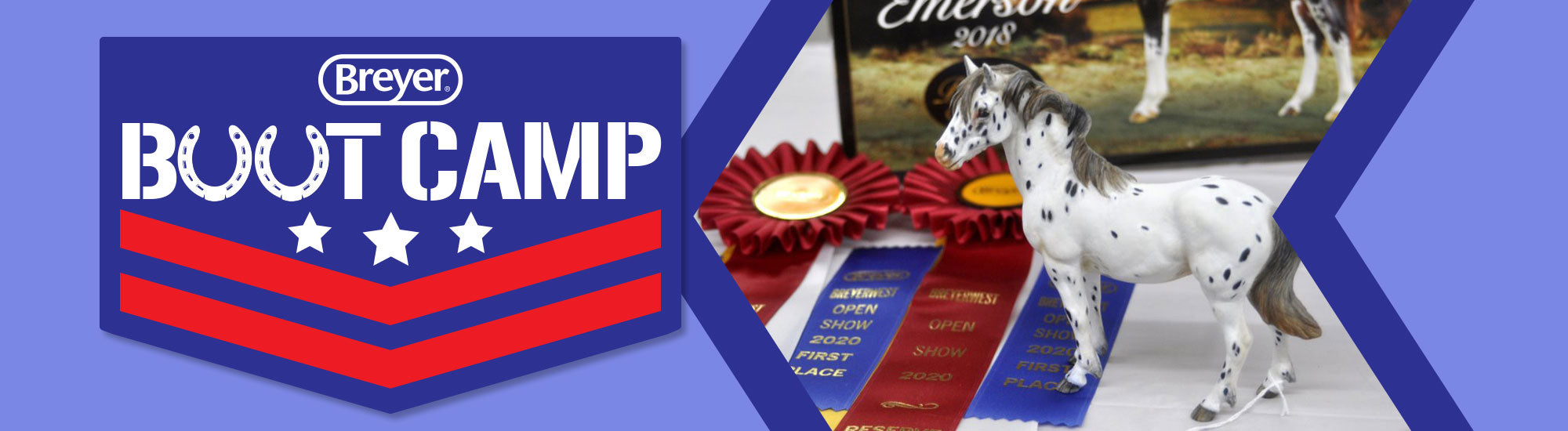 Breyer Boot Camp Header