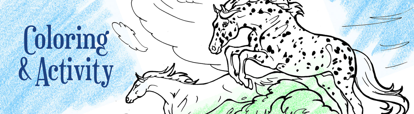 - Coloring Pages - BreyerHorses.com