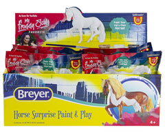 Horse Paint and Play Blind Bag Display