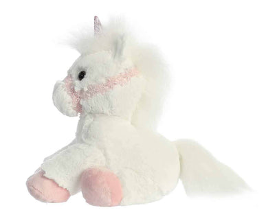 "11"" WHITE/PINK UNICORN Model Breyer"