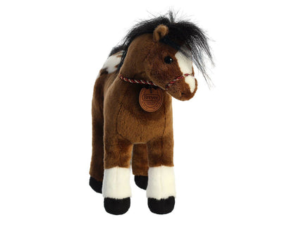 "13"" BROWN APPALOOSA PLUSH Model Breyer"
