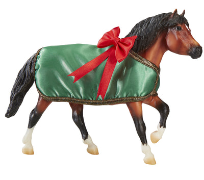 A Pony for Christmas Model Breyer